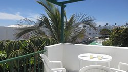 Basic but very nice and well equipped little apartment - great base for exploring the island.