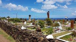 Cementerio de Isla de Pascua
