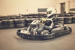 Wroclaw Racing Center - indoor karting