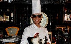 Chef Perez!