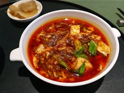 麻婆豆腐が美味い!