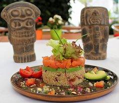 Restaurant Huacas Peru