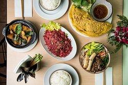 Vina Vietnamese Vegetarian Restaurant