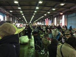 Shimonoseki Fish Market