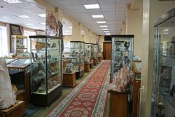 Central Siberian Geological Museum