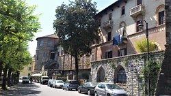 Castello di Brivio.
