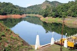 Ponmudi Dam