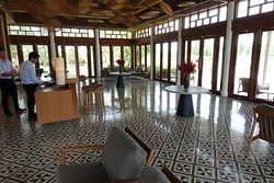 A wonderful resort in Mekong Delta