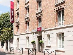 巴黎勒瓦盧瓦佩雷美居飯店