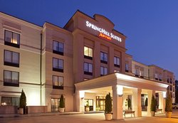 SpringHill Suites Tarrytown Westchester County