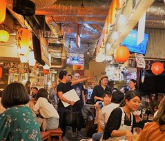 Magical Shibuya Bar Hopping