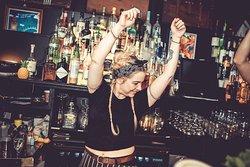 London Cocktail Club Monument