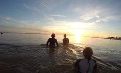 Longe-côte en Baie de Somme