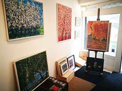 Galerie d'Art Contemporain L'orange Bleue