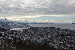 The city of Narvik
