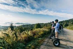Περιηγήσεις με βέσπα, σκούτερ και μοτοποδήλατο