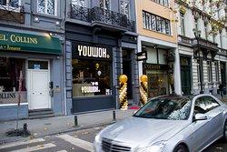 YouWok Bruxelles Louise