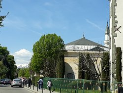 Mosque of Geneve