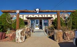 Geronimo's Trading Post