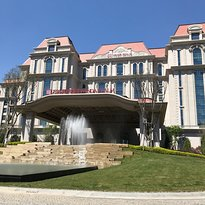 Wanda Realm Hotel Qingdao Movie Metropolis