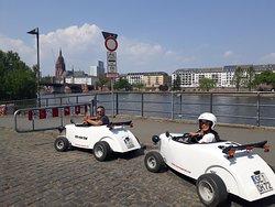 Hotrod Tour Frankfurt