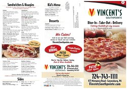 Vincent's of Greentree