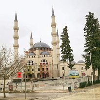 Great mosque of Tirana