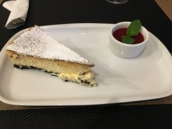 Cheesecake (go for it!)