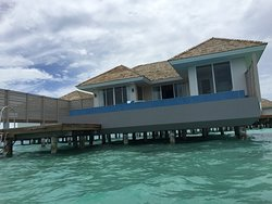 Our honeymoon villa 429