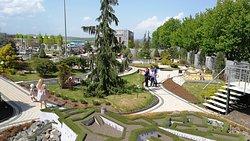 Minieuroland - Park Miniatur