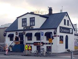 Olsmidjan pub