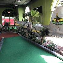 Tiki Town Adventure Golf