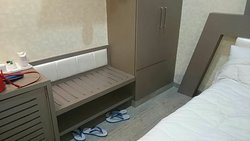 Nice & spacious rooms at a central location