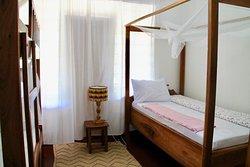Bedroom 2 - Three bedroom Chalet
