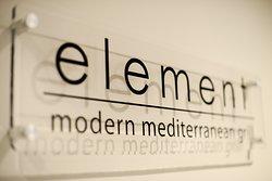 Element: Modern Mediterranean Grill