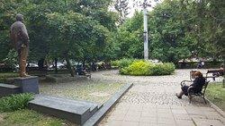 Georgiy Markov Statue