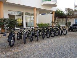 Electric Bike Ringhio