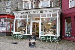 Talerddig bakery