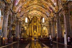 Parroquia de San Nicolás de Bari y San Pedro Mártir