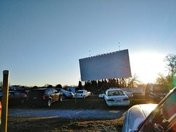 Getty Drive-in Theater
