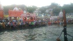 Incredible Ganga Aarti.