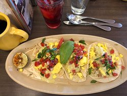 Breakfast tacos!