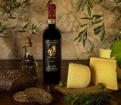 Piombaia wine cellar