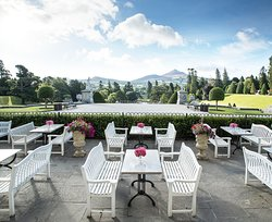 Terrace Cafe at Powerscourt