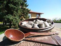 Poltava Dumplings Monument