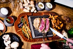 Hot Stone Steakhouse Budapest