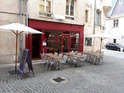Comptoir Saint-Michel