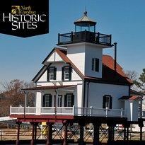 1886 Roanoke River Lighthouse