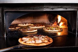 Upper Crust Wood Fired Pizza