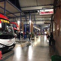 Estacion de Autobuses de Malaga